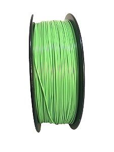 Filamento PLA 1,75mm Verde 1kg para Impressora 3d