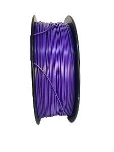 Filamento PLA 1,75mm Roxo 1kg para Impressora 3d