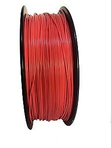 Filamento PLA 1,75mm Vermelho 1kg para Impressora 3d