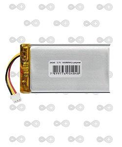 Bateria De Litio Polimero 3.7v 1000mah (37x5x59mm) Rontek