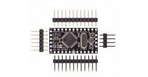 Placa Pro Mini Atmega168 Black