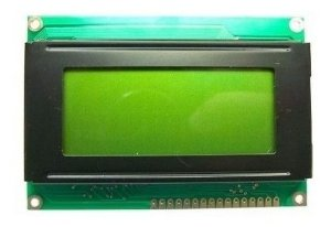 Display LCD 16x4 C/ Blacklight Verde