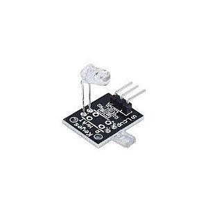 Sensor De Batimento Cardíaco Infravermelho Arduino KY-039