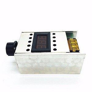 Dimmer Com Display AC220V 4000W SCR BTA41-600B Metálico