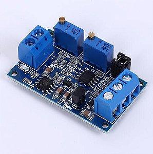 Módulo Conversor de Corrente para Tensão 4-20mA para 0-3.3V/5V/10V