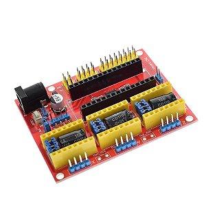 CNC Shield V4 Para Arduino Nano