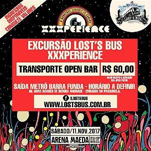 Excursão -  Xxxperience 21 anos