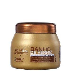 Máscara Forever Liss Professional Banho de Verniz Brilho Maximo 250g