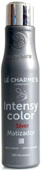 Matizador Desamarelador Lé Charme's Intensy Color Silver 300ml