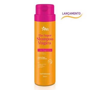 Shampoo Mágico Magic Color The Super Alisante 300ml