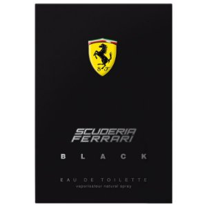 Perfume Ferrari Black Masculino 125ml