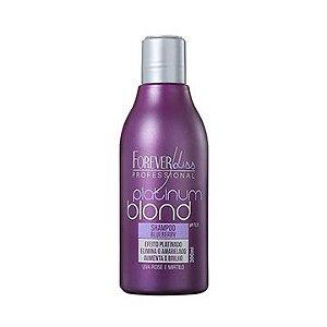 Shampoo Matizador Platinum Blond Forever Liss Professional 300ml