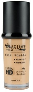 Base Liquida Ultra Hd Max Love 01 Claro