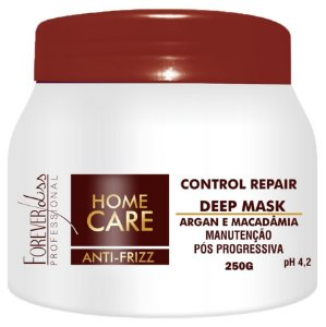 Máscara Forever Liss Professional Manutenção Anti Friz Pós Progressiva 250g