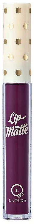 Batom Líquido Latika Lip Matte Nº 21