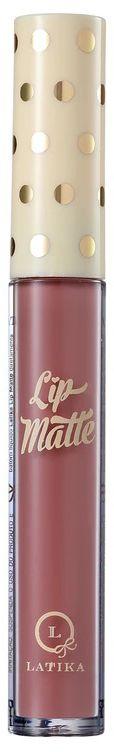 Batom Líquido Latika Lip Matte Nº 30