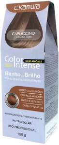 Tonalizante Color Intense C.Kamura Cappucino 100g