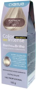 Tonalizante Color Intense C.Kamura Platinum 100g