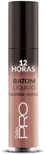 Batom Líquido Matte Dailus 12 Horas 122 Clicquot
