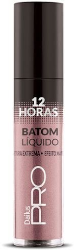 Batom Líquido Matte Dailus 12 Horas 118 Winter