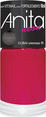 Esmalte Anita Dubai Cremoso 10ml