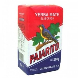 Yerba Mate Pajarito Natural 500g