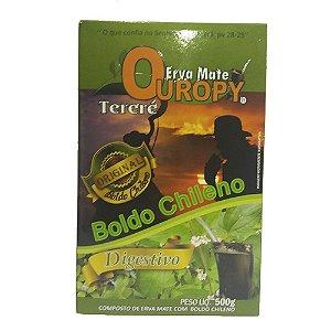 Erva Ouropy Boldo Chileno 500g