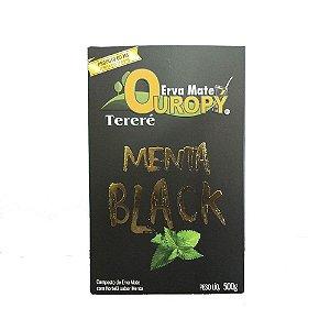 Erva Ouropy Menta Black 500g