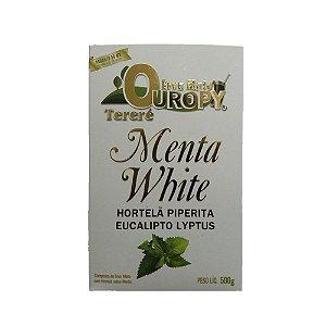 Erva Ouropy Menta White 500g
