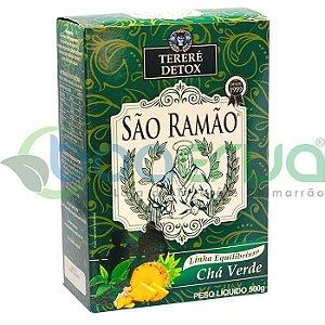 Erva São Ramão Detox Chá Verde 500g