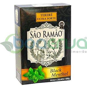Erva São Ramão Black Menthol 500g