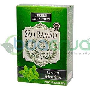 Erva São Ramão Green Menthol 500g