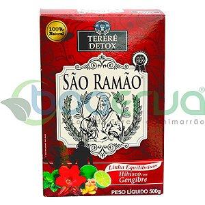 Erva São Ramão Detox Hibisco 500g