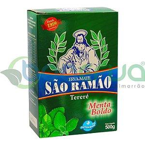 Erva São Ramão Menta e Boldo 500g