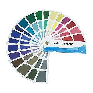 Cartela de Coloração Pessoal - Verão Mais Claro