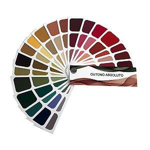 Cartela de Coloração Pessoal - Outono Absoluto