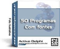 50 Programas com Fontes