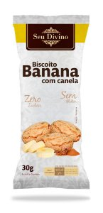 Banana Com Canela