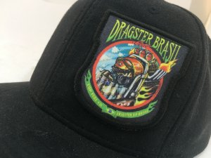 Boné Snapback Dragsterbrasil.com