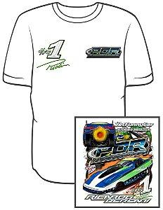 Camiseta Jet Car Pudim Drag Racing