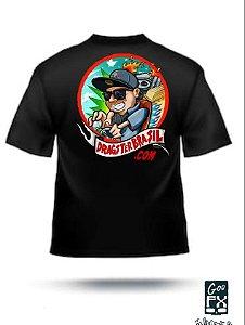 Camiseta DragsterBrasil 2020