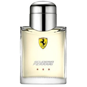 Scuderia Ferrari Red Eau de Toilette 125ml
