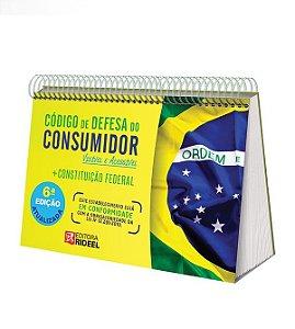 Código de Defesa do Consumidor - visível e acessível - 6ª edição