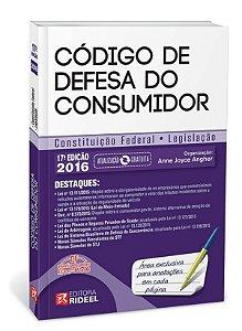 Código de Defesa do Consumidor - 17ª edição