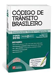 Código de Trânsito Brasileiro - 18ª edição