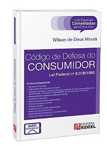 Leis Especiais Comentadas - Código do Consumidor - 1ª edição