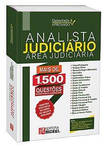 Gabaritado e Aprovado - Analista Judiciário - 1ª edição