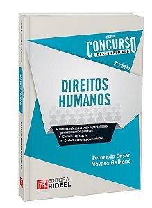Concurso Descomplicado - Direitos Humanos - 2ª edição