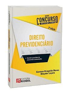 Concurso Descomplicado - Direito Previdenciário - 2ª edição