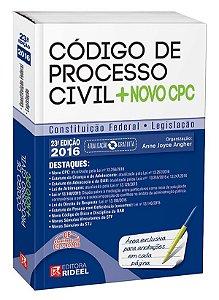Código de Processo Civil - 23ª edição